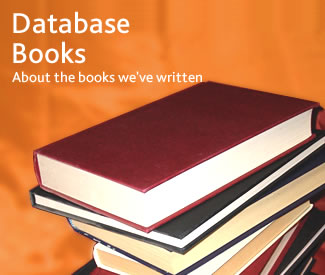 Database Books - About the books we've written